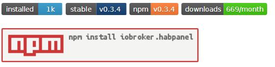 Update] HabPanel Adapter update 0 2 2